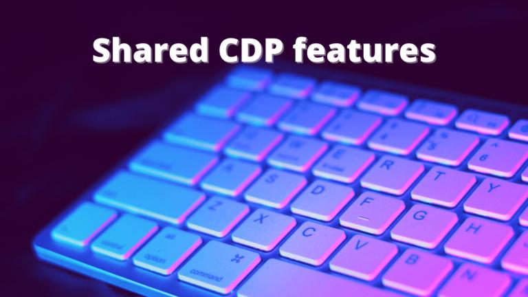 Giới thiệu về CDP – Những chức năng cơ bản